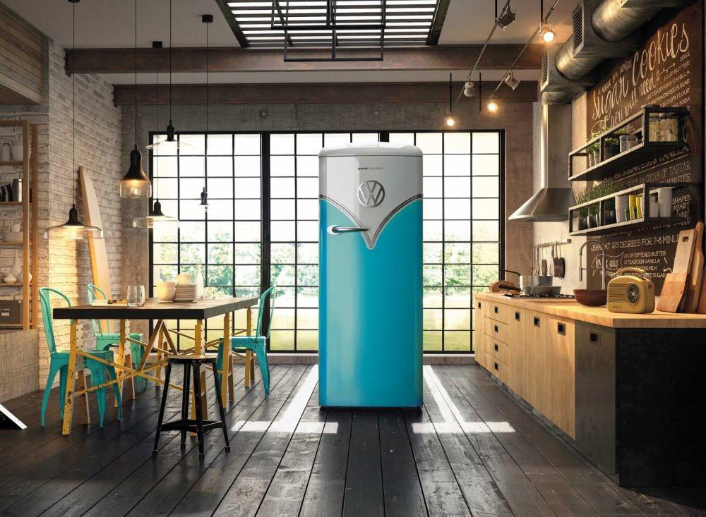retro lednice gorenje
