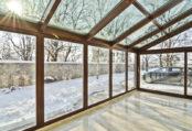dřevohliníková okna