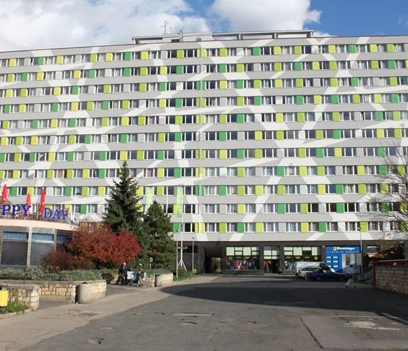 rezidence Topolova