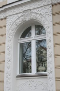 špaletové okna